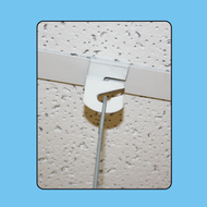 Sign -Drop Down Ceiling- T-Bar Hooks/  50 Hooks