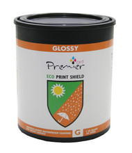 Premier Art ECO Print Shield -Water Based for Canvas Gloss - 1 Quart