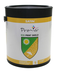 Premier Art ECO Print Shield -Water Based for Canvas Satin - 1 Gallon