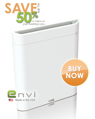 More Efficient Effective And Safer Space Heater Envi