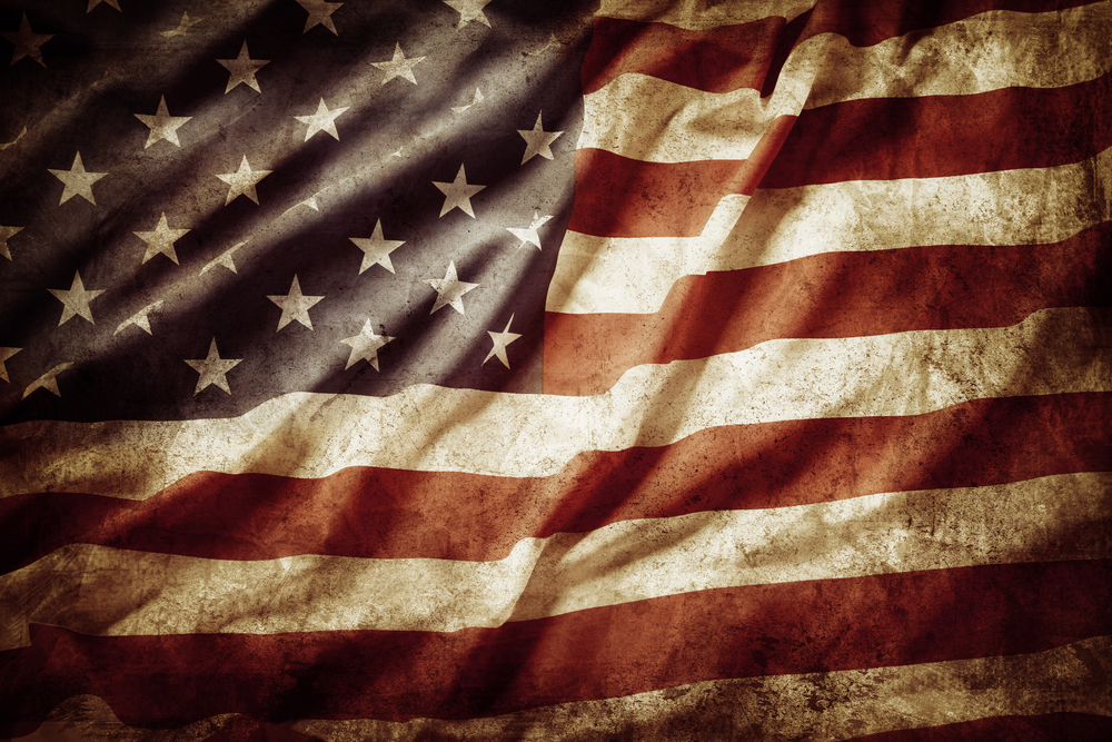 Envi Heater and American Flag