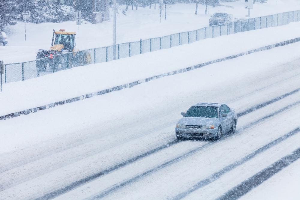 Envi Heater and the Spring Arctic Blast
