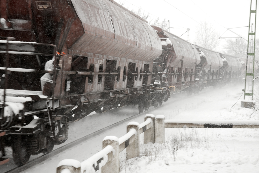 The Envi Heater and the siberian express
