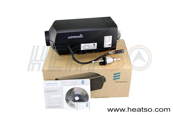 eberspacher airtronic b4 12v  4kw  heater petrol 12v solar panel kit