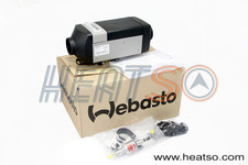 Webasto Air Top EVO 40 12v Gasoline / Petrol Heater Kit