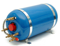 SureCal 40 litre  / 10.57 gal Horizontal Twin Coil Calorifier
