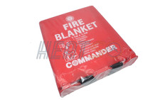 Commander Fire Blanket 1.1m x 1.1m
