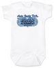 Auto Body Tech Baby Onesie, Headlight alignment specialist, funny auto shop baby clothes, Mechanic daddy, baby gift for mechanics and auto body techs, dad works on cars