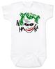 The Joker baby Onesie, Joker Halloween baby onsie