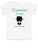 Breaking Dad toddler shirt, Heisenbaby, I am the one who naps, Heisenburg, Badass kid, Breaking Bad, white