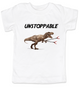 Unstoppable T-Rex dinosaur toddler shirt, T-Rex with grabbers, unstoppable trex, funny dinosaur toddler shirt, unstoppable dinosaur, trex toddler shirt