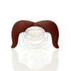 Mustache Pacifier, Mustachifier, The Cowboy, Handlebar mustache, funny baby pacifier, funny mustache pacifier, baby shower gift add-on, best baby gift, funny boy binky, mustache binkie, fake mustache on baby