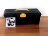 Daddy Diaper Tool Box, Father's Day gift set for new dads, Cool new Dad gift set, daddy diaper gift box unopened