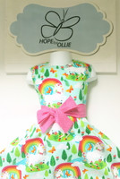 Dress - Rainbow Unicorns