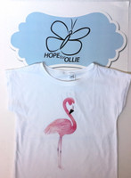 T-shirt (Flamingo)