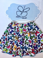 Skirt - Colourful Butterflies