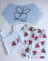 PJ Set - Watermelons
