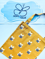 Tote Bag - Busy Bees