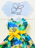Dress - Tropical