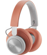 Beoplay H4 Over-Ear WIreless Headphones (Tangerine Grey)