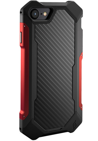 Element Case Sector Mil-Spec Drop Tested Case for Apple iPhone 7 (Red)