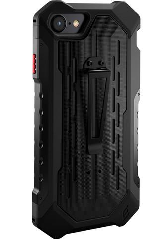 Element Case 5th Gen Black Ops Aircraft Grade Aluminum for iPhone 7 (Black)