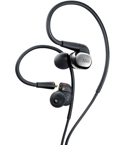 AKG N40 Customizable High-Resolution In-Ear Headphones