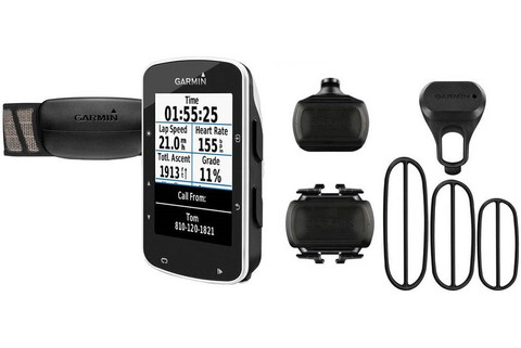 Garmin Edge 520 GPS Bike Computer Bundle