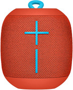 UE WonderBoom Portable Waterproof Bluetooth Speaker (Fireball Red)