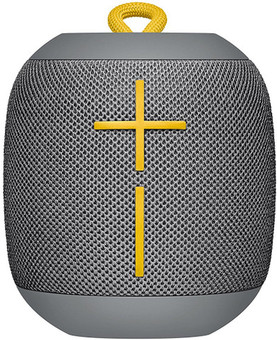 UE WonderBoom Portable Waterproof Bluetooth Speaker (Stone Grey)