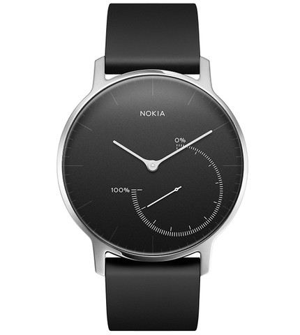 Nokia Steel Activity & Sleep Watch (Black)