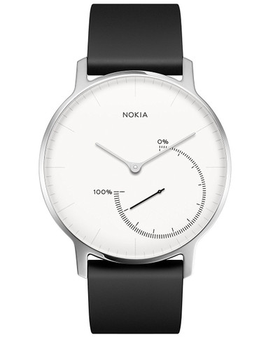 Nokia Steel Activity & Sleep Watch (Black & White)