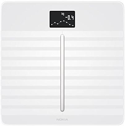 Nokia Body Cardio Advanced Wi-Fi Scale (White)