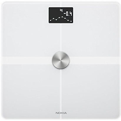Nokia Body + Body Composition Wi-Fi Scale (White)