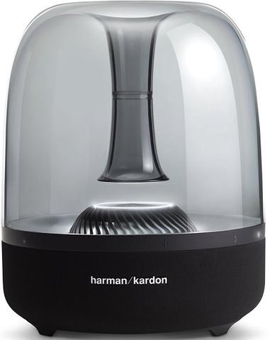Harman Kardon Aura Studio 2 Bluetooth Speaker with Ambient Lighting (Black)