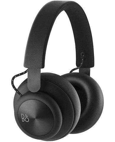 Beoplay H4 Over-Ear Wireless Headphones (Black)