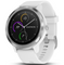 Garmin VivoActive 3 GPS Smartwatch (White with Stainless Hardware)