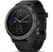 Garmin VivoActive 3 GPS Smartwatch (Black with Slate Hardware)