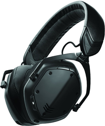 V-Moda Crossfade 2 Wireless (Matte Black Metal)