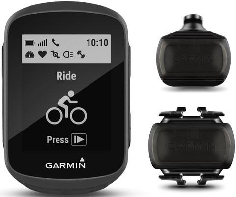 Garmin Edge 130 Bike Computer Bundle