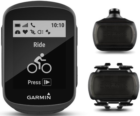 Garmin Edge 130 Bike Computer Bundle