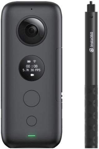 Insta360 One X (Selfie Stick Bundle)