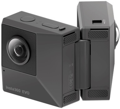 Insta360 Evo (Basic Kit)