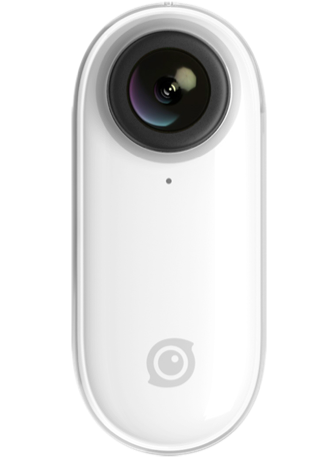 Insta360 GO World Smallest Stabilized Camera