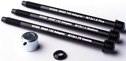 Wahoo Kickr Snap 12X142 Thru Axle Adapter
