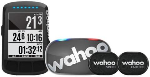 Wahoo Elemnt Bolt GPS Bike Computer Bundle (Gen 2)