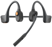 Aftershokz OpenComm Wireless Bone Conduction Headset (Slate Grey)