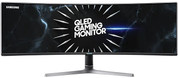 "Samsung 49"" QLED Gaming Monitor with Dual QHD Resolution"