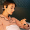 Aftershokz OpenComm Wireless Bone Conduction Headset (Light Grey)