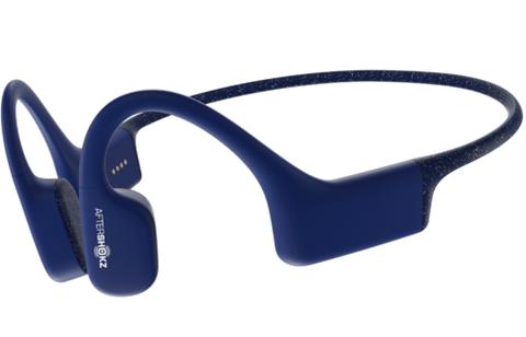 Aftershokz Xtrainerz Open Ear MP3 Swimming Headphones (Blue)